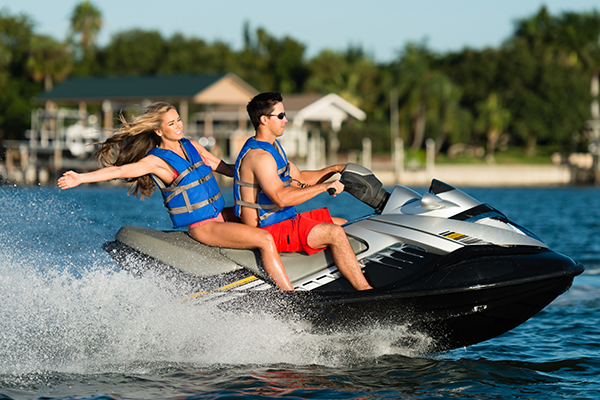 Personal Watercraft Coverage & Safety