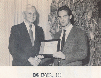 Daniel F. Dwyer, III appointed Nationwide agent. ~ 1985