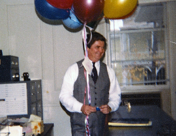Daniel F. Dwyer, Jr. celebrates 45th birthday ~ 1983