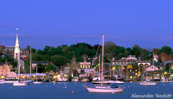 D.F. Dwyer insures many of the businesses, boats, homes and organizations shown in this image of Newport, Rhode Island