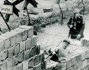 Berlin Wall 1962