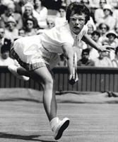 Billie Jean King, 1962