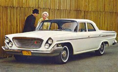 Chrysler Newport 1962
