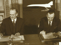 Concorde Agreement, 1962
