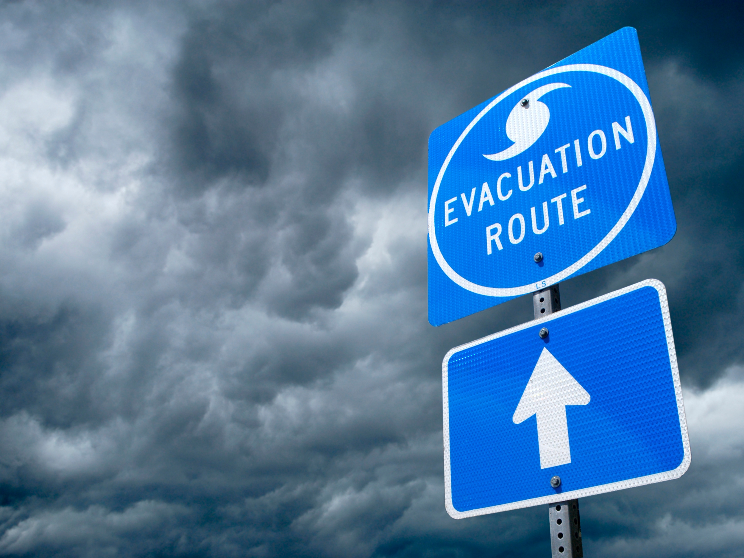Storm Evacuation Planning