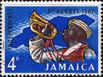 Jamaica postage stamp