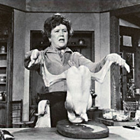 Julia Child, 1962
