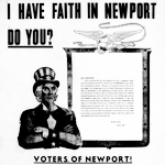 Newport Redevelopment ad