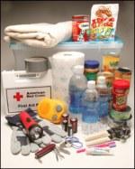 Evacuation Supplies