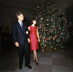 December 1962 President and Mrs. Kennedy