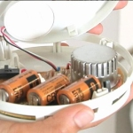 Smoke Detector Battery Check