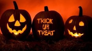 Trick or Treat Jack-o-Lanterns