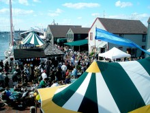 Bowen's Wharf Seafood Festival - Event Insurance