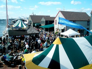 Bowen's Wharf Seafood Festival - Event Insurance