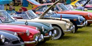 Insuring Classic Cars