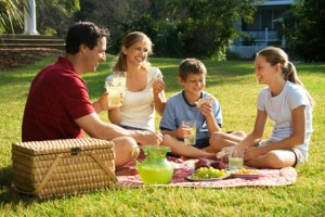 Protect Your Family from Insects Naturallly
