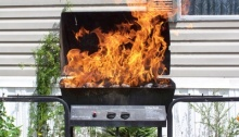 Avoid Flare-Ups and Fires, Grill Safely this Summer