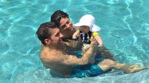 Michael Phelps Pool Safely