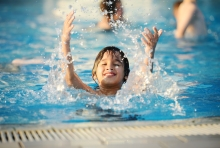 Dive In To Pool Safety