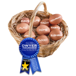 Place all of your insurance eggs in our award-winning basket for the BEST coverage, price and service.