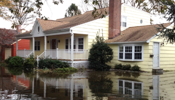 D.F. Dwyer Insurance has flood insurance options.
