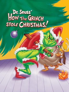 Holiday Home Security, How The Grinch Stole Christmas