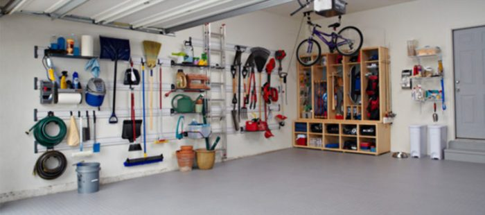 7 Tips for A Safe & Tidy Garage