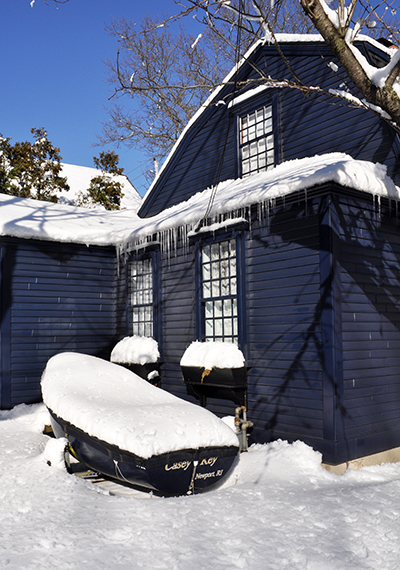 Blizzard Nemo, Newport, Rhode Island February 2013