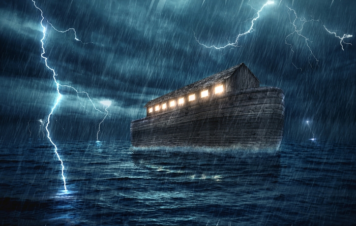 Don't Wait! Be prepared with Flood Insurance from D.F. Dwyer. Noah famously built the Ark during a drought!