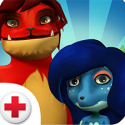 American Red Cross Monster Guard App