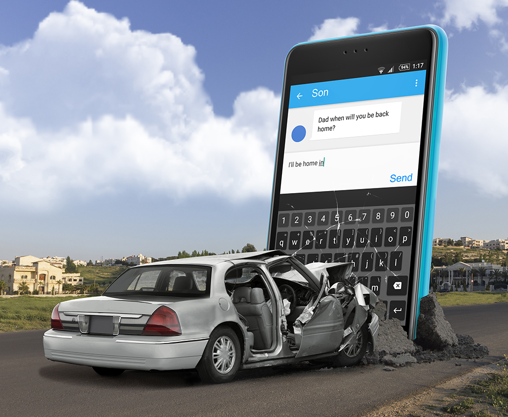Delete Distracted Driving