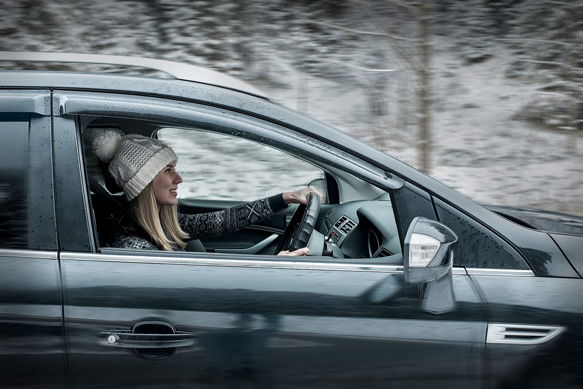 6 Winter Driving Safety Tips