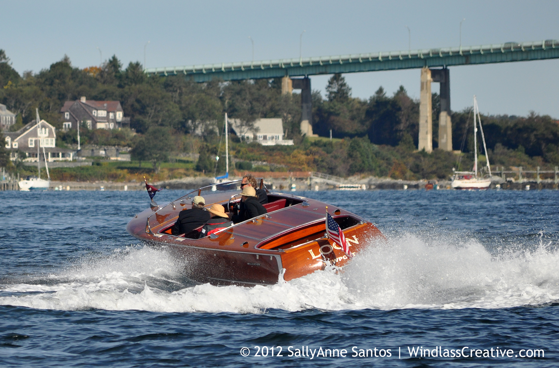 Classic Power Boat Rally 10/07/12