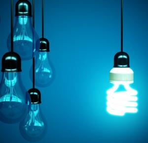 Change to LED lightbulbs